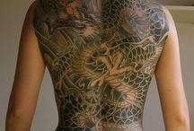 Tattoos - Japanese