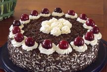 Gâteau forêt.noire