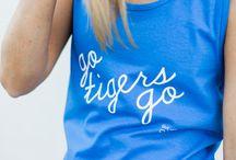 Memphis Tigers / Memphis Tigers, University of Memphis, game day apparel