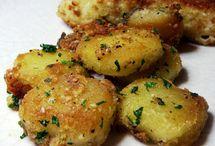 Recipes potatoes
