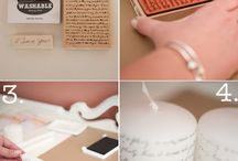 DIY: Craft Ideas / by Sonia McNeil
