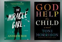 Weekly New Releases / New book releases that come out every Tuesday in different genres.