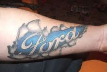Ford tattoos