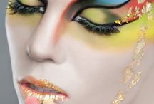 Makeup inspiration for shoots / Anything that catches my eye, that inspires me to create amazing makeup artistry