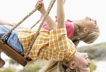 Buiten spelen / Spelletjes voor in de pauze die kinderen stimuleren tot samen spelen.