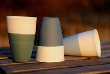 Porcelain Ceramic / Porcelain cubs glaze