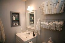 Bathroom ideas & decor / by Mama Rachel