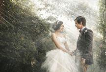 pre wedding concept