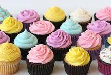 Cupcakes / Haz que tus cupcakes se vean de lo más apetecibles con estas sencillas ideas.