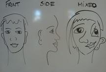 Picasso porträtt