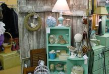Craft Show Display / Inspiration board for market booths, craft stalls, show displays