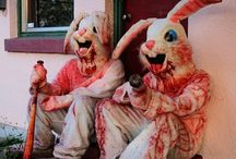 Horror/Rabbit / ホラー系