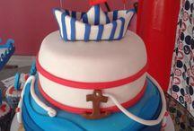 Cumpleaños mathi decoración