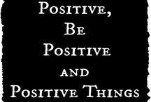 Positivity & Optimism