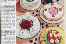 Old Recipe Books / by Olivia Bargman