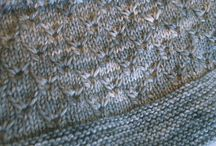 Knitted detail