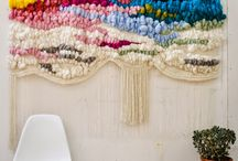 home - wallhangings and home accessoires