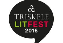 Triskele Lit Fest 2016 / The Triskele Lit Fest will take place at LIFT in Islington on 17th September 2016