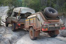 4x4 trailers