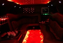 #Hummerlimo 20 Passenger / This unique #hummerlimo with a fireplace in it, entire floor and ceiling lights up, is sure to make your event have the best pictures ever!