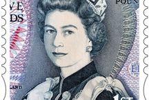 Cinderella Panto - Stamps