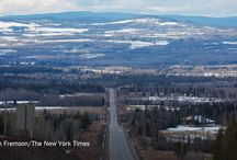 DOZENS OF CANADIAN WOMEN AND GIRLS HAVE DISAPPEARED OR BEEN MURDERED NEAR THIS HIGHWAY