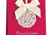 postales navidad hechas a mano