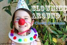 Costume de cirque