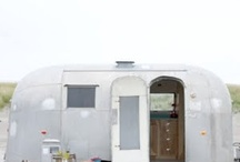 Camping, Tents and Airstream Trailers / by Miss Prickly