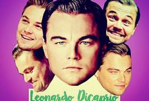LEONARDO DICAPRIO. (my collection) / ©LauryRow. / VOIR AUSSI ICI :: https://www.facebook.com/pg/Disneycollecbell%20/photos/?tab=album&album_id=714542571960769