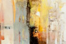 Abstract Art - Warm Colors