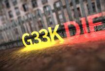 G33k Diet