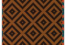 Square carpets