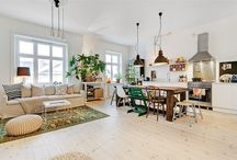 Open plan / by Mimi Olsen