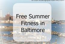 Baltimore/Charm City Fun