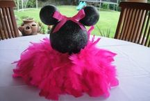 Party:  Minnie/Mickey Mouse / by Sally Reynolds