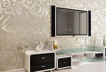 Lounge walls