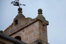 Convento de San Francisco en Fermoselle / www.romanicozamora.es