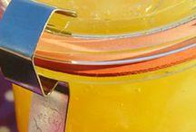 Recettes confitures et gelées / Recettes de confiture et gelées à partir d'ingrédients que vous pouvez commander sur chockies.net