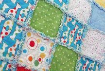 baby flannel quilt