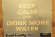 Heart Healthy Tour / www.cadenceunionstation.com Check us out on youtube too! https://www.youtube.com/watch?v=brGbGmAqqOo  #cadenceunionstation