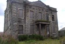 "Haunts / Mostly abandoned buildings and homes. I see buildings like these and think, ""This was someone's dream once."""