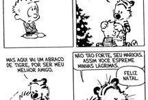 HQ: Calvin e Haroldo