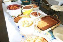 Potluck meals