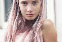 PASTEL / Yes, mermaid hair! Pastel colors!! Markanti <3 Pastel
