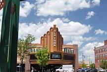 Wichita, my town...Kansas my state. / Town & State / by Ofelia Santiago