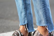 Ankle Cut Jeans