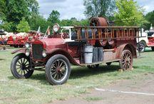T Ford brandweer