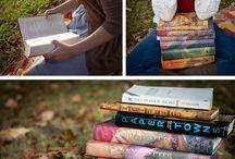 bookshop shoot ideas