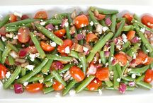 Salads and Veggies / by Catherine Christian